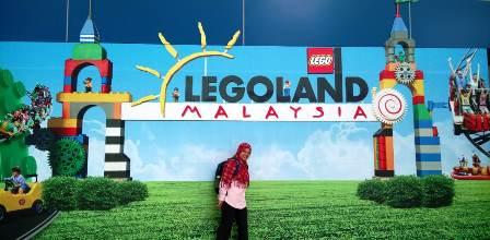 Rute Paling Dekat dari Batam ke Legoland dan Istana Hello