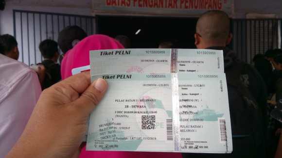 Harga Tiket Kapal Pelni Medan Batam