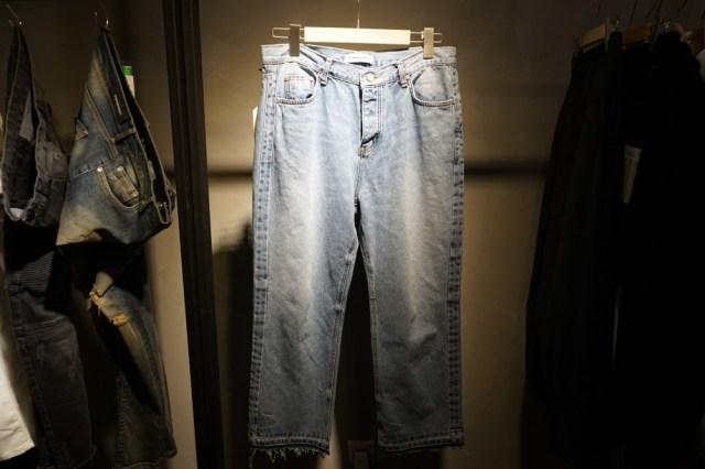 Andersson Bell 牛仔褲 $500