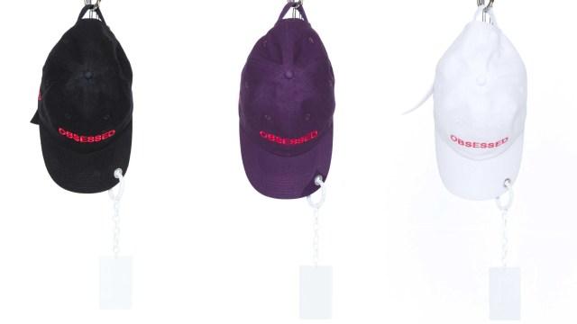 SUGAR005 OBESSED CAP/各HKD499