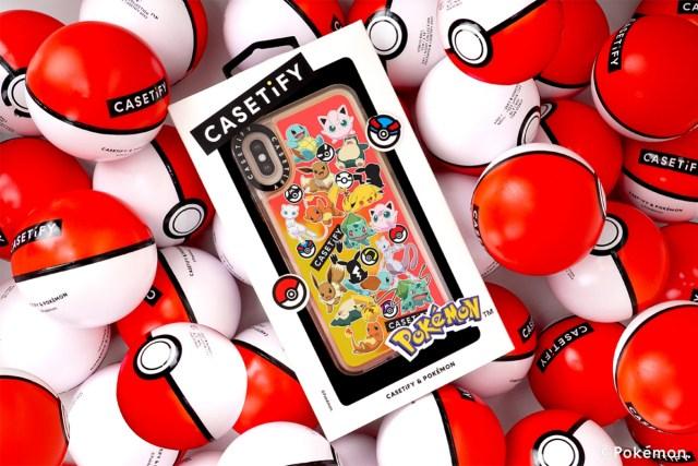 CASETiFY x Pokémon 限量版再次登場,請留意官方網頁(CASETiFY.com/pokemon)及中環置地廣場內的 CASETiFY STUDiO PopUp Store
