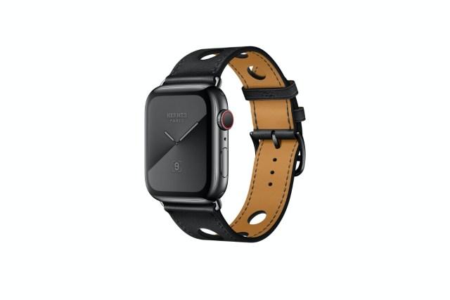 Apple Watch Hermès 44mm Single Tour Rallye 錶帶,定價HKD3,299
