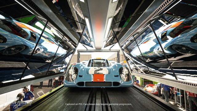 Gran Turismo 7(向來都是性能示範作,不過推出日期就…)