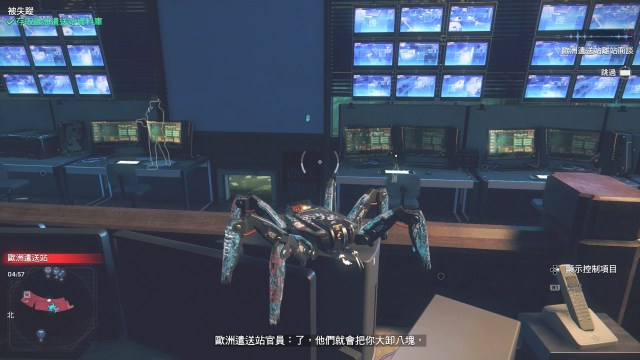 電子蜘蛛的實用性極高,作用差不多等如角色的另一分身。