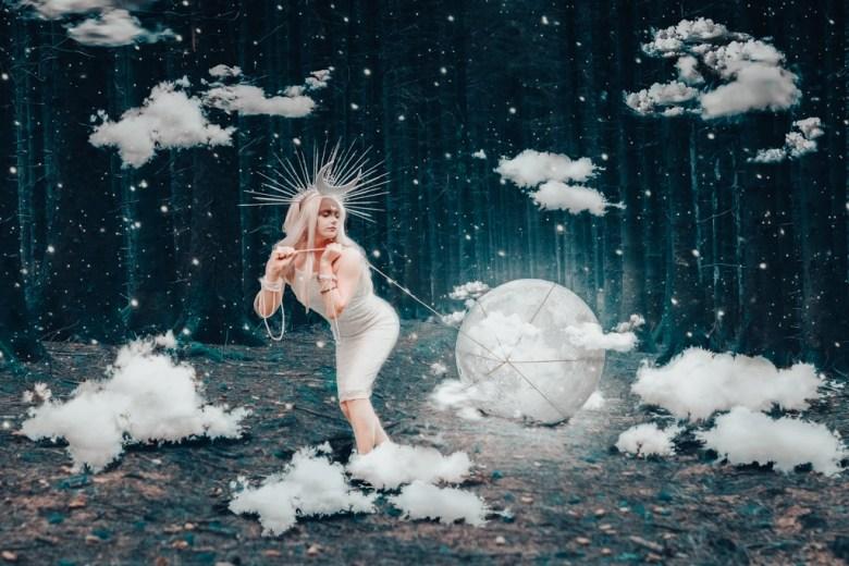 Asha - Global Beauty Editorial Photoshoot 3