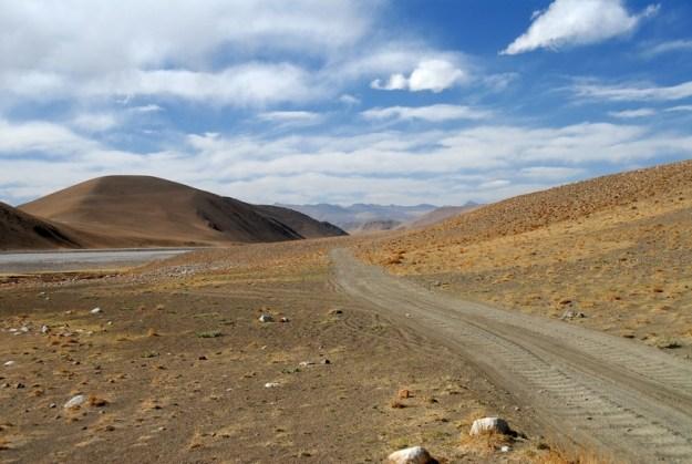 Den tibetanske højslette