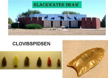 Museet, Blackwater Draw