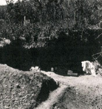 Folsom-lokaliteten 1927