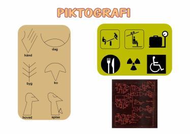 Sumerisk og moderne pigktografi
