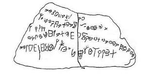 Proto-kanaitisk skrift