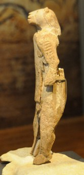 Der Löwenmensch, Ulmer museum