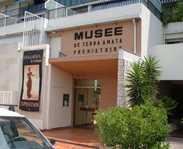 Museet i den nordlige udkant af Nice bygget oven på lokaliteten