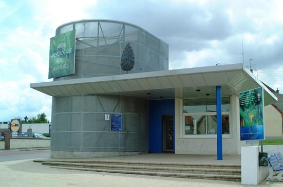 St. Acheul lokaliteten, museet