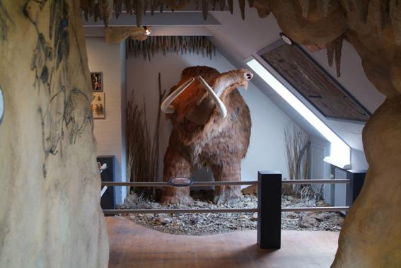 Fra museets udstilling