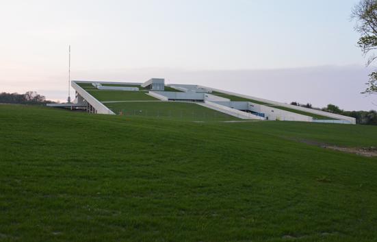 Det nye Moesgaard Museum