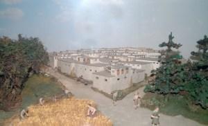 Rekonstruktion af landsbyen