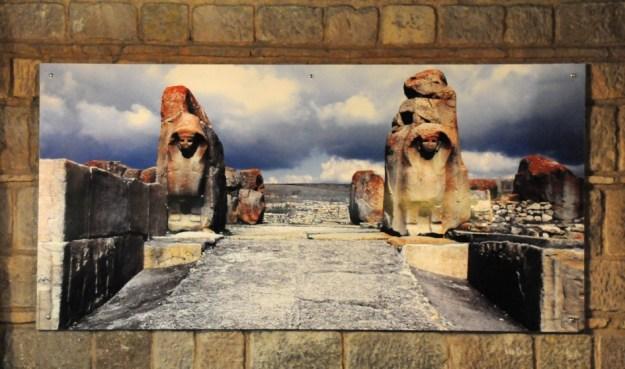 Hatussa, museet i Ankara