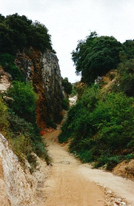 Kløften ved Atapuerca