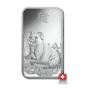 sztabki 1 oz srebrna