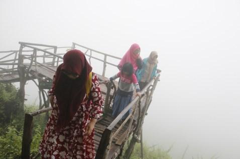 Too Foggy and NO SUNRISE