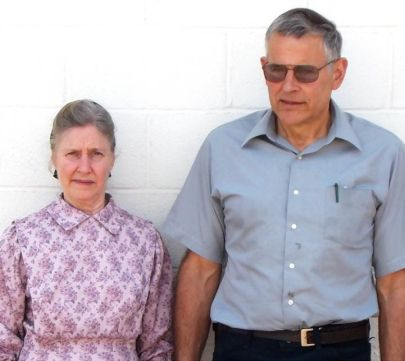 Irvin and Eleanor Martin are serving at mission headquarters as houseparents. They recently arrived in Guatemala for a two-year term.