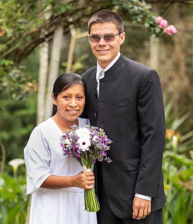 Justin and Kayla Flamenco