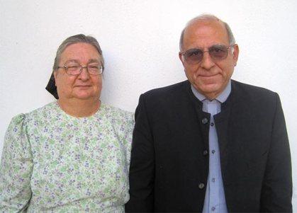 Lester and Martha Burkholder