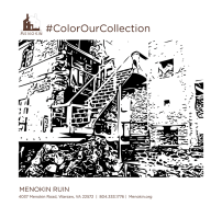 Menokin Ruin_ColorOurCollection