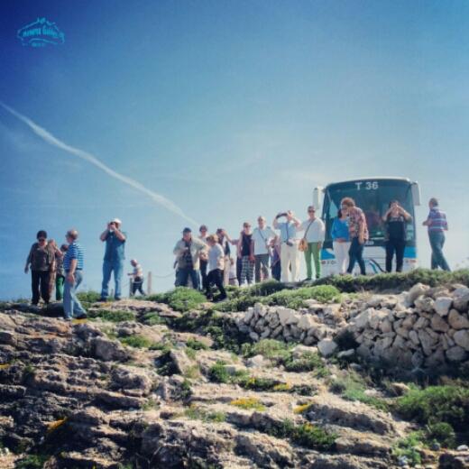 Visitas y excursiones en grupo, Menorca