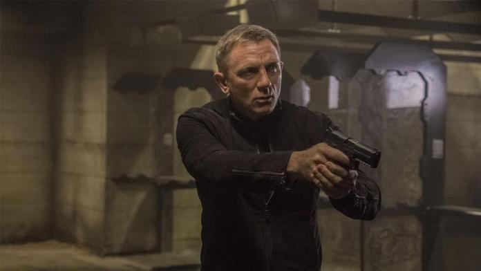 Bond 25 teaser
