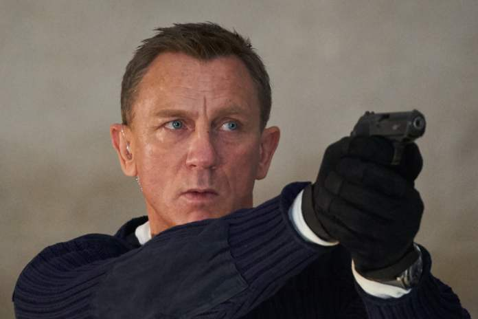 De officiële James Bond 'No Time To Die' trailer