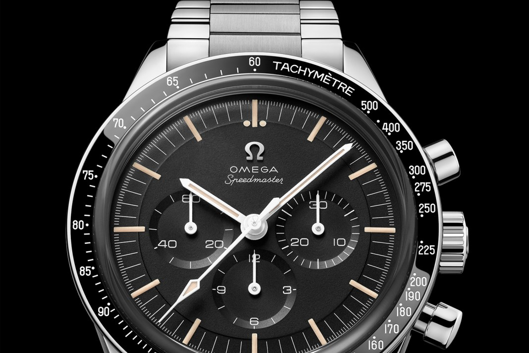 De Omega Speedmaster Moonwatch 321 Stainless Steel