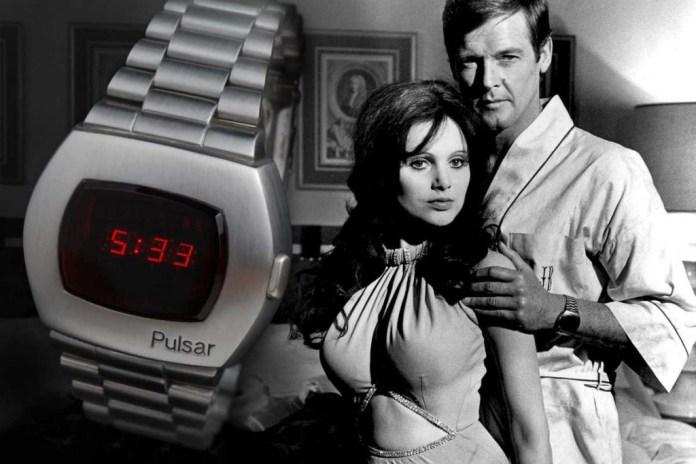 Bond's Live and Let Die: Hamilton Pulsar vernieuwd