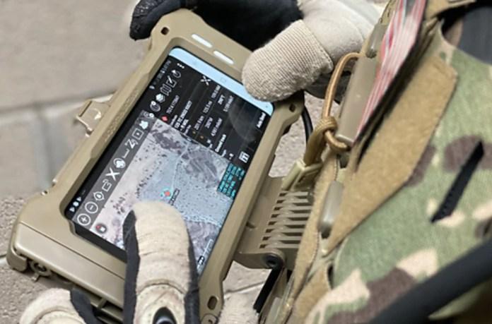 De Samsung Galaxy S20 Tactical Edition (TE) Smartphone