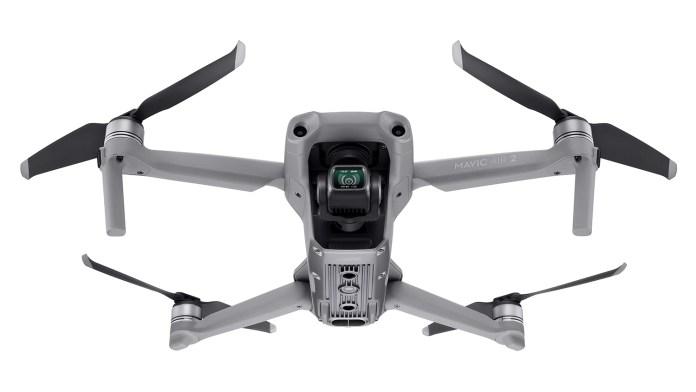 DJI introduceert nieuwe compacte Mavic Air 2 drone