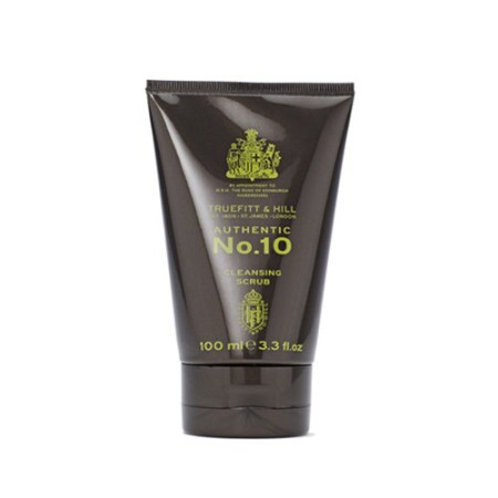 Truefitt and Hill No 10 cleansing scrub
