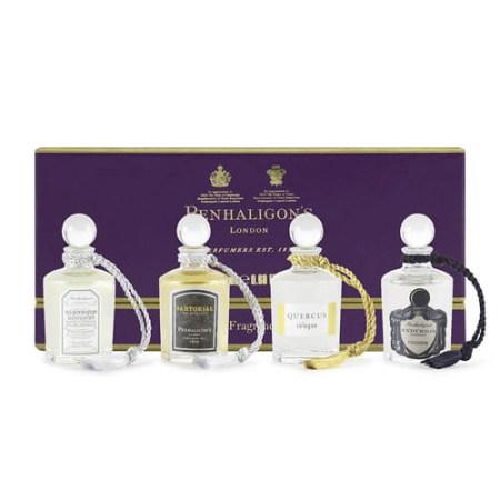 Penhaligons gentlemens fragrance collection