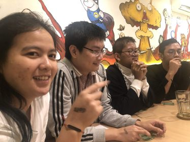 Mensa Bandung Meetup