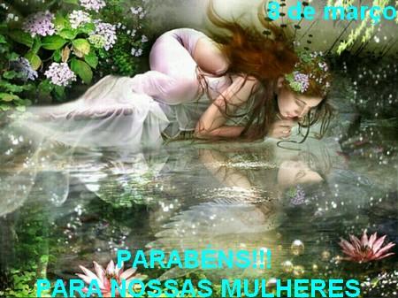 feliz dia internacional das mulheres mensagens lindas