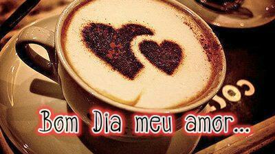 mensagem romantica de bom dia para amor
