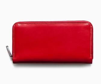 ホワイトハウスコックス 女性向きのブライドルレザー財布