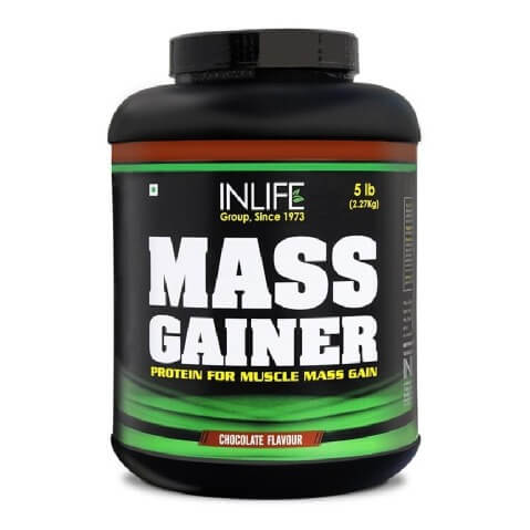 inlife 8 Best Weight/ Mass Gainer Supplements in India