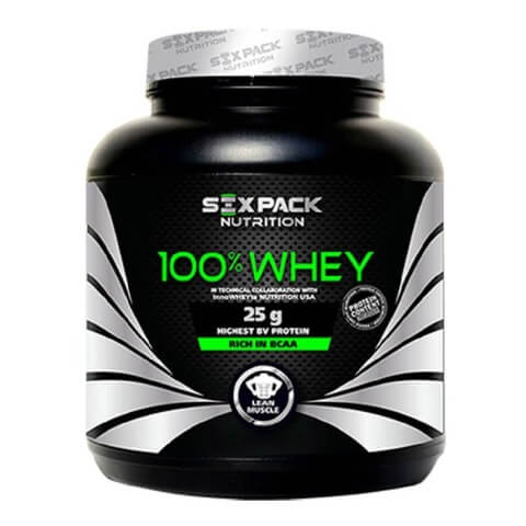 six pack Best Whey Protein Brands for Men in India