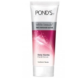 ponds 8 Top Best Anti Tan Facial Scrub for Men in India with Price