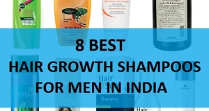 8 best hair growth shampoos for men in india