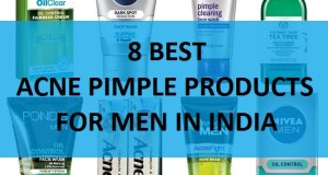 8 Top Best Men Acne Products in India