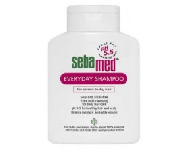 best everyday shampoo for men sebamed