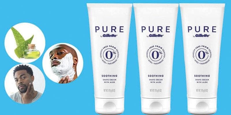unscented - Fragrance Free Shaving Cream