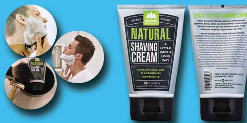 Best Unscented Shaving Cream