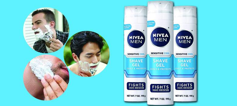NIVEA Men Sensitive Cooling Shaving